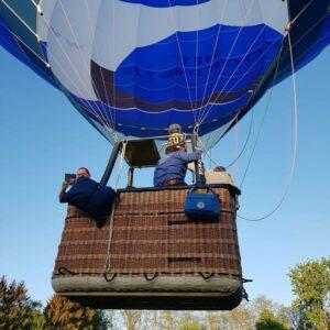 Ballonvaart Aalst