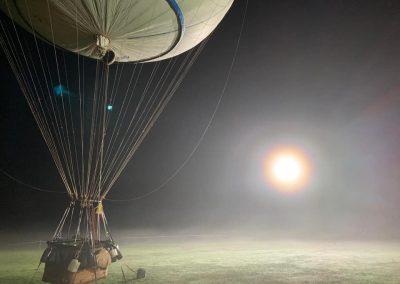 Gas ballon