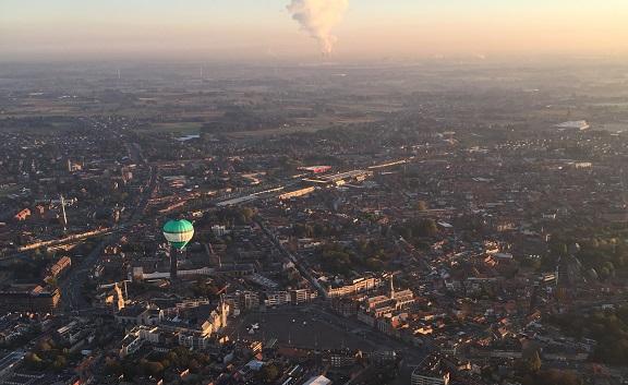 Ballonvaart Dendermonde