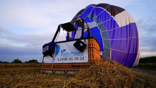 Ballonvaart Cadeaubon volwassenen